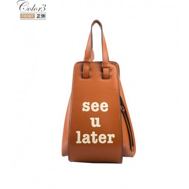 Eldora Genuine Leather Tote Bag Brown 76443