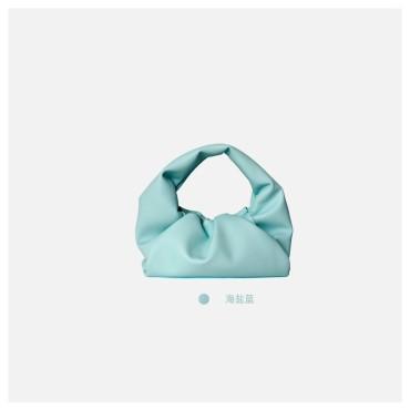 Eldora Genuine Leather Top handle Bag Green 77305